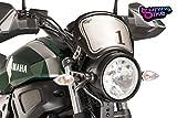 Puig Carenado Frontal Yamaha XSR700 XTRIBUTE 19 Carbon Look