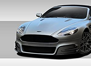 Brightt Duraflex ED-BKV-411 Eros Version 1 Front Bumper Cover - 1 Piece Body Kit - Compatible With DB9 2004-2012