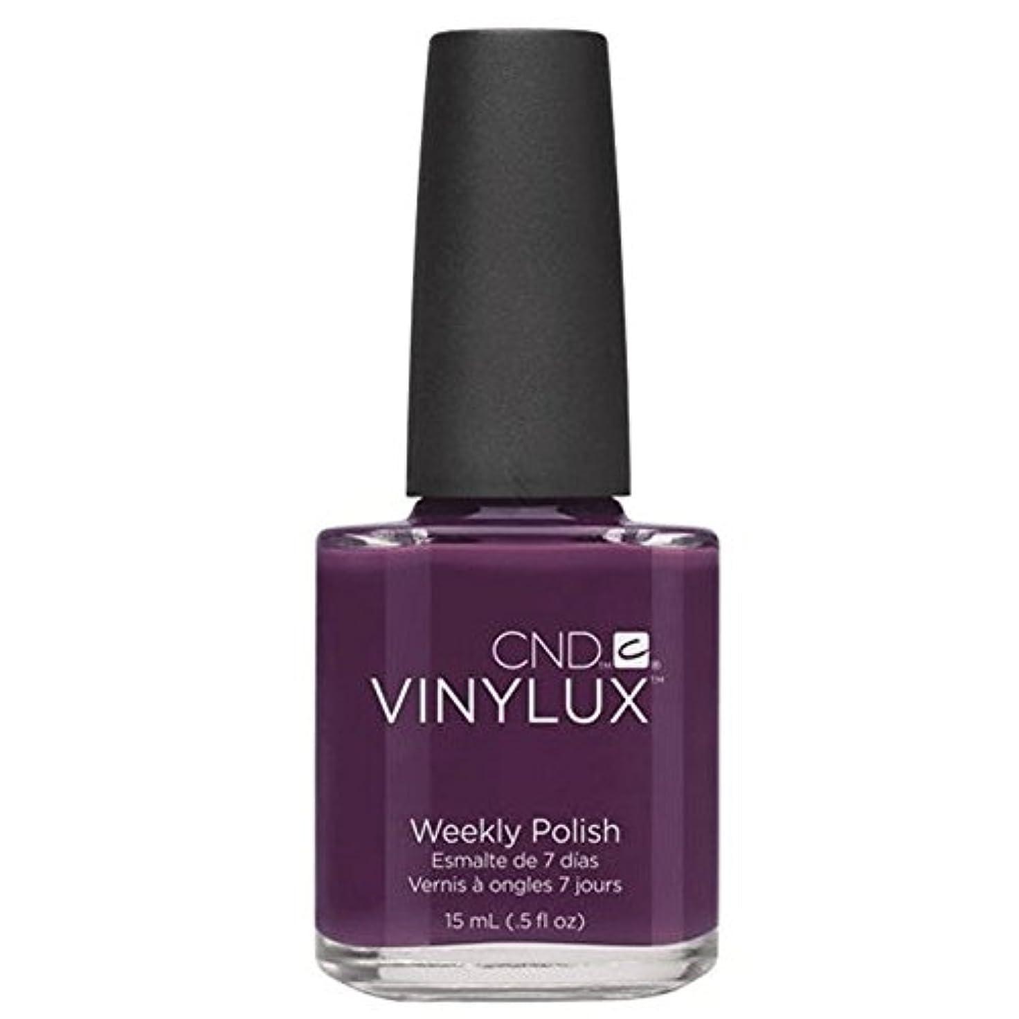 化合物親密な宙返りCND Vinylux Manicure Lacquer _ Rock Royalty #141 _15ml (0.5oz)