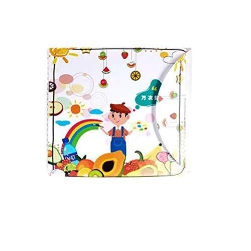 Cuaderno clásico Bloc de Dibujo for los niños/Libro for niños Bosquejo/Grande Dibujo boceto de Libro, Escritura, Acuarela Notebook, (12 Corrales Incluido) -Blanco