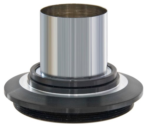 Bresser Mikroskop Foto-Adapter (23mm) zum Anschluss einer Spiegelreflexkamera mit T2 Ring an ein Mikroskop mit einer 23mm Okularaufnahme