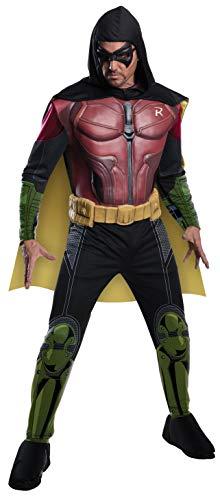 Déguisement Robin - Batman Arkham Franchise, - Multicolore, XL