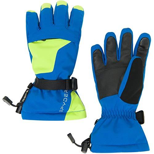Spyder Couloir Gore-Tex Jungen Ski Handschuhe Glory - M