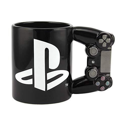 Tazza da Colazione Playstation 4, tazza da caffé per veri gamer