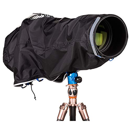 Think Tank Photo Emergency Rain Covers for DSLR and Mirrorless Cameras with up to a 600mm f/4 Lens - Large