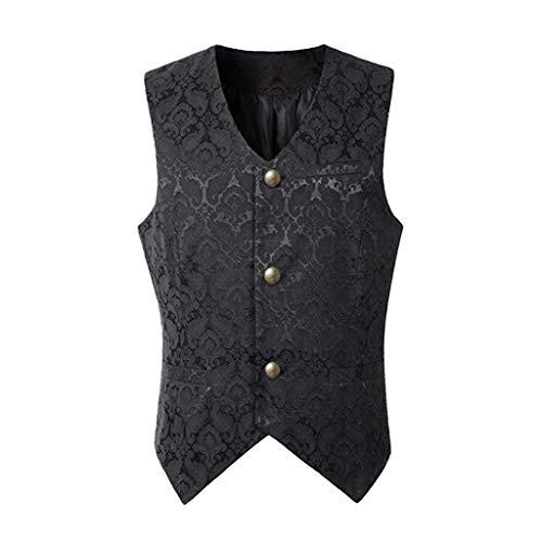 Writtian Herren Frack Mantel Steampunk Gothic Jacke Retro Viktorianischen Cosplay Kostüm Smoking Jacke Uniform Mittelalter Kleidung Weste Jacke Waistcoat Waffenrock