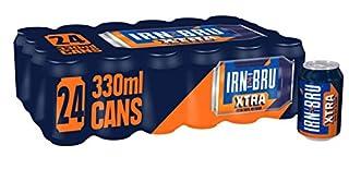 IRN-BRU Xtra Soda, 24 x 330 ml (B07CJPNJFZ) | Amazon price tracker / tracking, Amazon price history charts, Amazon price watches, Amazon price drop alerts