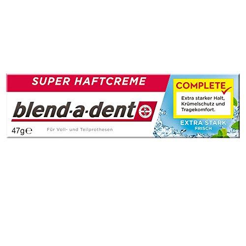 Blend-a-dent Complete Extra Fuerte Fresco Super Haftcream 47g