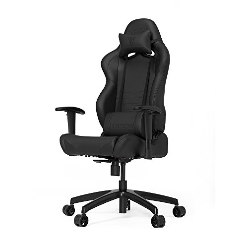 VERTAGEAR S-Line 2000 SL2000 Gaming Chair Racing Style, Universal, Black/Carbon