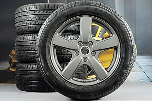 Compatible con Porsche Cayenne 958 19' Sport Classic de invierno.
