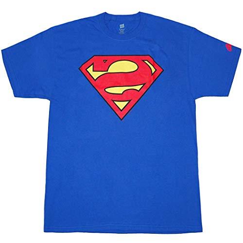 DC Comics Superman Bizarro Logo T-Shirt-XX-Large