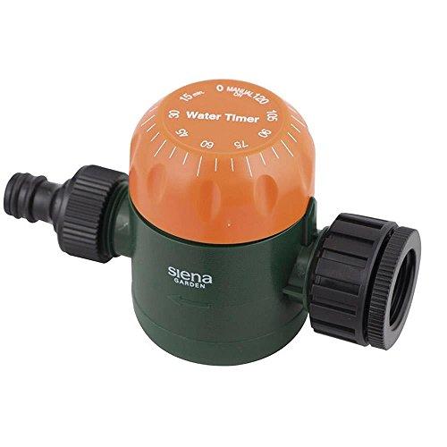 Siena Garden 399857 Horloge d'arrosage pour Tuyau de 13 mm