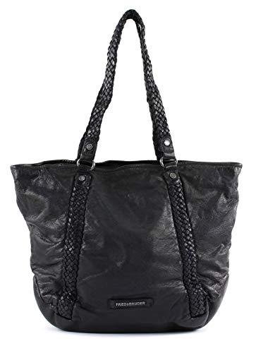 FREDsBRUDER Sunny Shopper Tasche Leder 40 cm