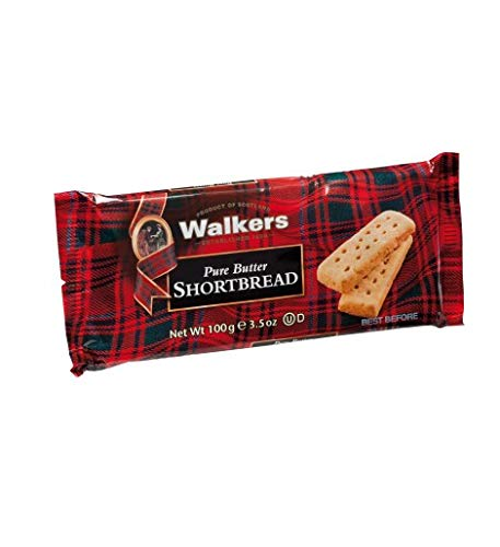Galletas de Mantequilla 100gr. Walkers. 12un.