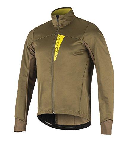 Alpinestars Men's Cruise Shell Jacket, Military Green Olive, X-Large