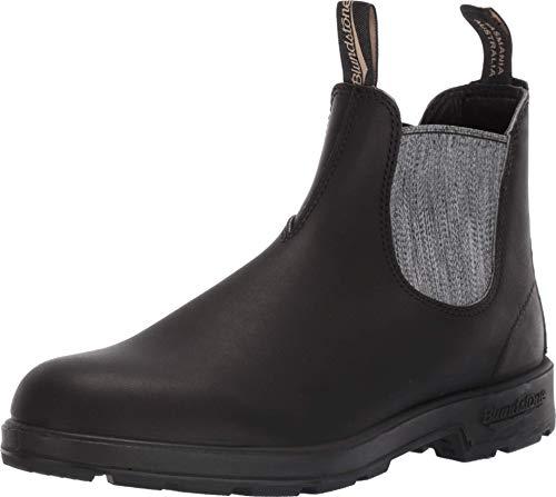 Blundstone 500 Series Original Boot - Women's Black/Grey Wash, US 8.5/UK 5.5