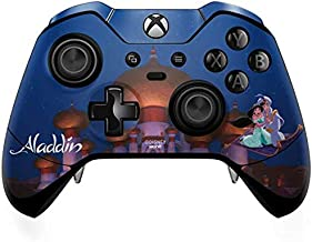Skinit Decal Gaming Skin for Xbox One Elite Controller - Officially Licensed Disney Aladdin and Jasmine Magic Carpet Design