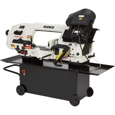 Klutch Metal Cutting Vertical Band Saw