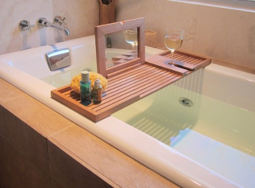 Westminster Teak Pacifica Bathtub Tray