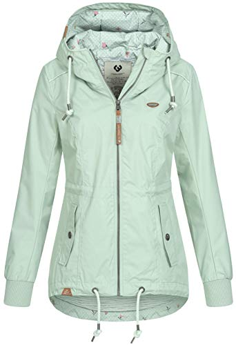 Ragwear Danka Jacket Dusty Green L