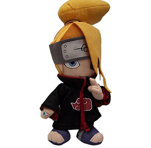 Great Eastern Officielle Naruto Shippuden : Deidara 20,3 cm poupée en Peluche