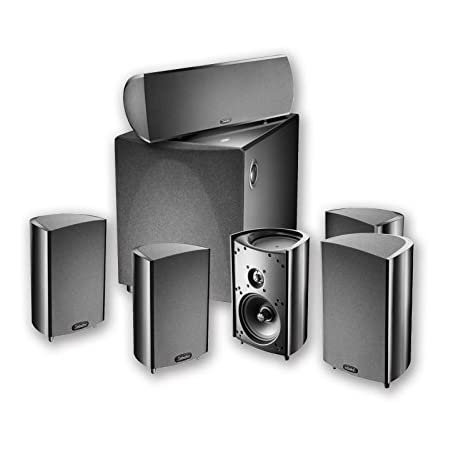 Definitive Technology ProCinema 600 5.1 Home Theater Speaker System (black) (Discontinued by Manufacturer)