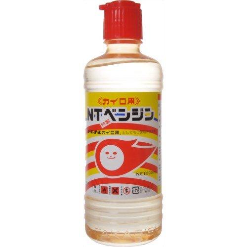 タカビシ化学 カイロ用NTベンジン 500ml