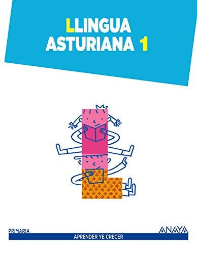 Llingua Asturiana 1. (Aprender ye crecer) - 9788467883862