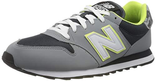 New Balance 500, Sneaker Uomo, Grigio (Grey TSG), 40 EU