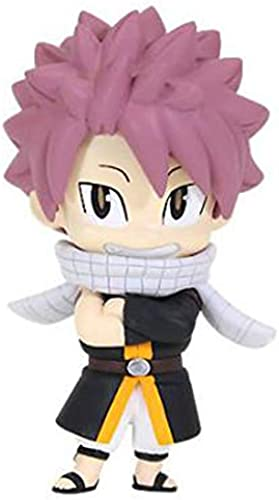 Fairy Tail SD Figure ( Manga Anime ) NATSU DRAGNEEL Taito Kuji D Prize