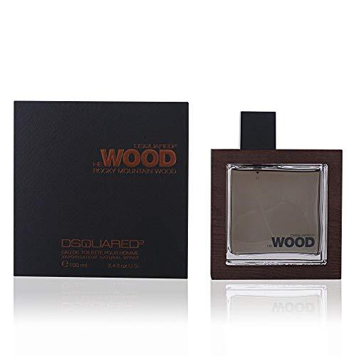 Dsquared² Rocky Mountain Wood Eau de Toilette Spray 100 ml