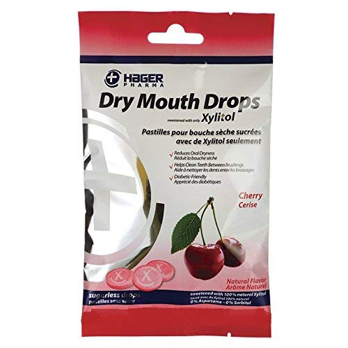 Best lozenges for dry mouth
