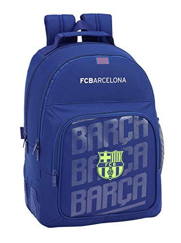 FC Barcelona 2018 Sac à Dos Loisir, 42 cm, 20 liters, Bleu (Azul)