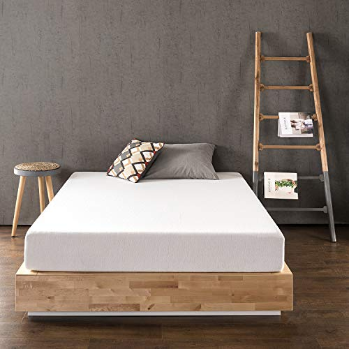 Best Price Mattress 10 Inch Memory Foam Mattress, Calming Green Tea Infusion, Pressure Relieving, Bed-in-a-Box, CertiPUR-US Certified, Queen