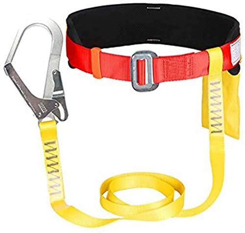 Arnés de Seguridad Cintura única Protección contra caídas al Aire Libre Electricista...