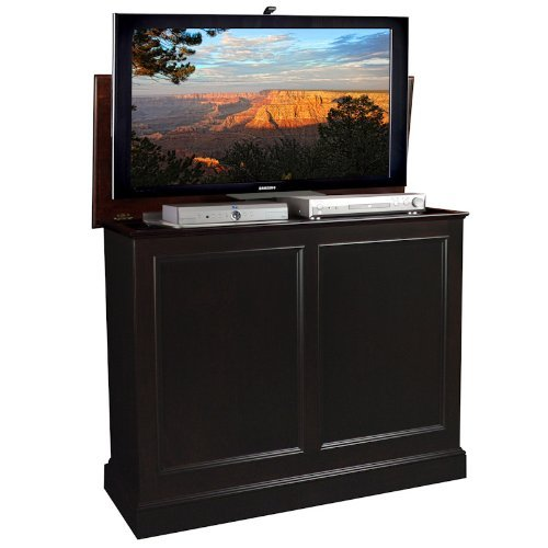 TVLiftCabinet, Inc Carousel Espresso TV Lift Cabinet