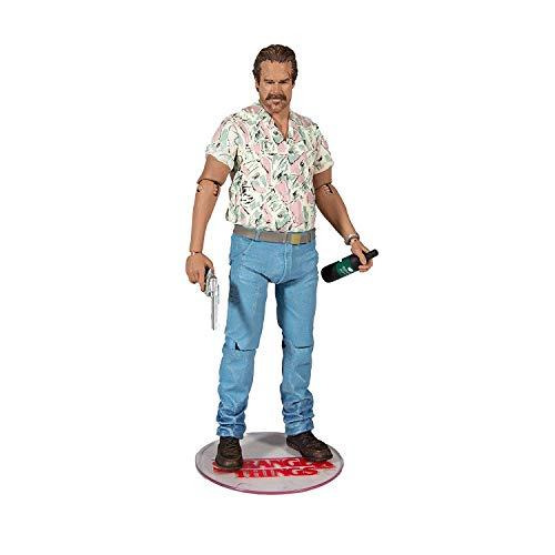 McFarlane Stranger Things Chief Hopper 7 Inch Figura de Acción