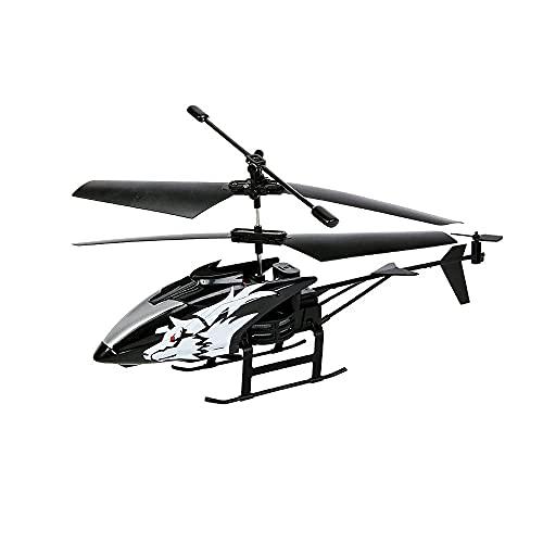 Juguetes El helicóptero de Control Remoto se eleva y Cae sin obstáculos Suave, antiinterferencias, Que no se desvanece Niño Interior y Exterior Intera (avión Inteligente)