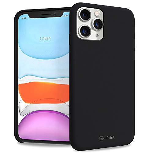 i-Paint Funda Protectora para iPhone 11 Pro MAX 6,5 Pulgadas de Silicona...