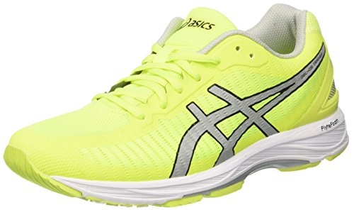 Asics Herren Gel-DS Trainer 23 Laufschuhe, Gelb (Safety Yellow/mid Grey/white 0796), 46 EU