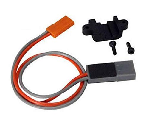 Team Magic Cable ALARGADOR DE BATERÍA A Receptor 24CM C/Sopor