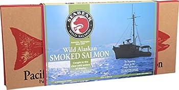 SeaBear - Wild Alaskan Smoked Salmon - 1 lb