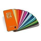 RAL E4 EFFECT color efecto abanico metálico