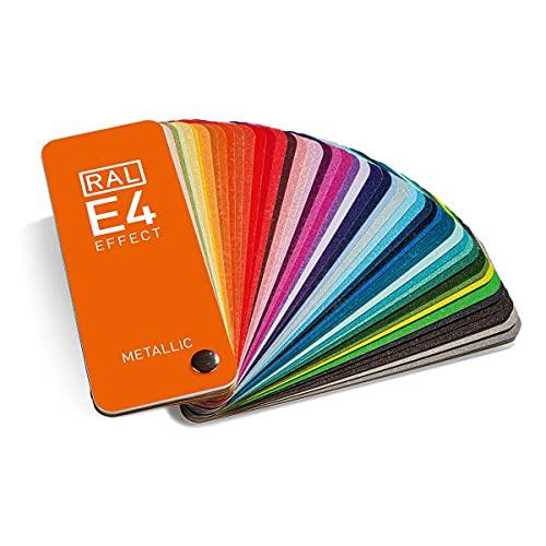 RAL E4 EFFECT nuancier métellique