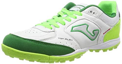 Joma Unisex-Erwachsene Top Flex 815 Turf Sneaker, Mehrfarbig (Indigo 001), 43 EU