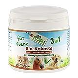 100ProBio Kokosöl für Tiere -zur Fellpflege und Nahrungsergänzung -...