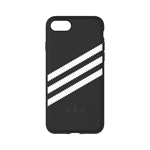 adidas Originals Moulded Case Handyhülle für Apple iPhone 6/6S/7/8 - Schwarz/Weiß Black/White