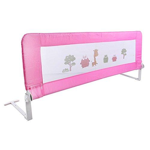 Barrera de seguridad para cama individual infantil