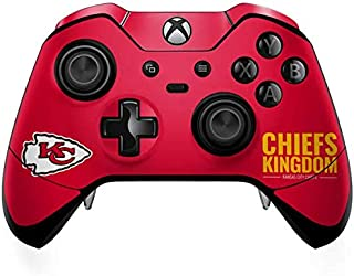 Skinit Kansas City Chiefs Team Motto Xbox One Elite Controller Skin - Officially Licensed NFL Gaming