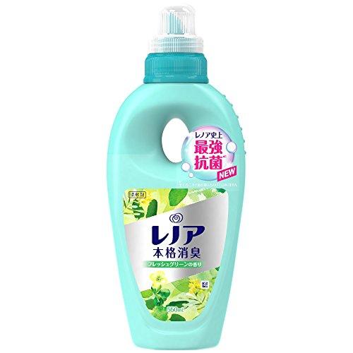 P&G『レノア本格消臭フレッシュグリーンの香り』